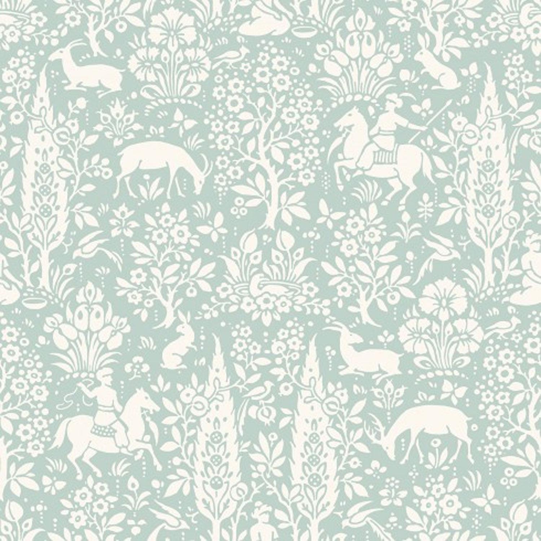 A Street Prints Woodland Meadow Woodland Animals Wallpaper 2702-22733