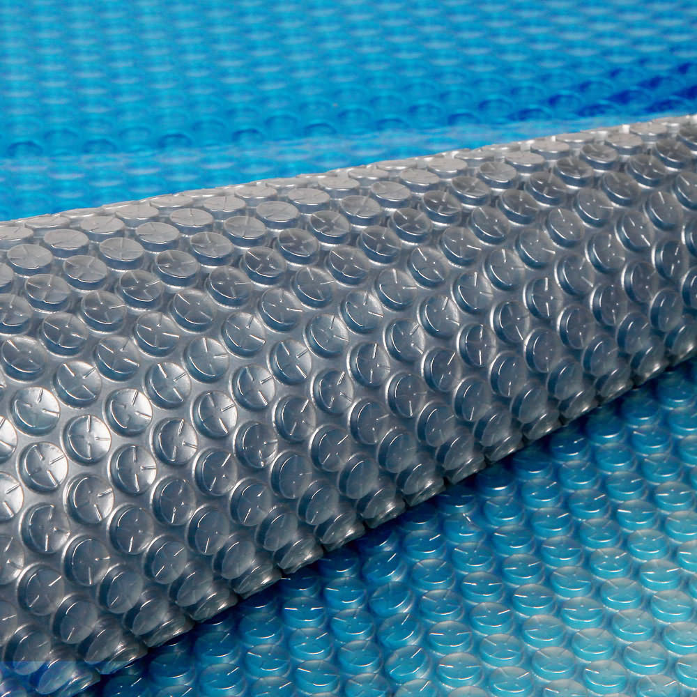 Solar Swimming Pool Cover Bubble Blanket 7m X 4m Ebay