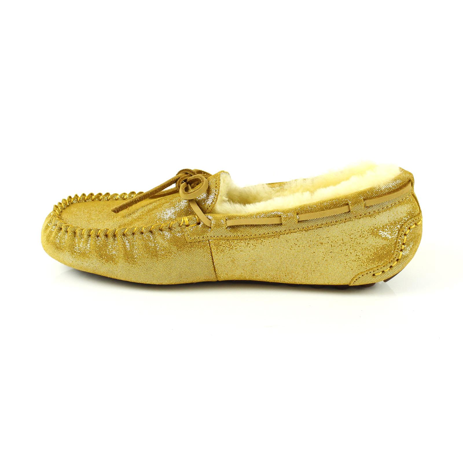 glitter ugg moccasins