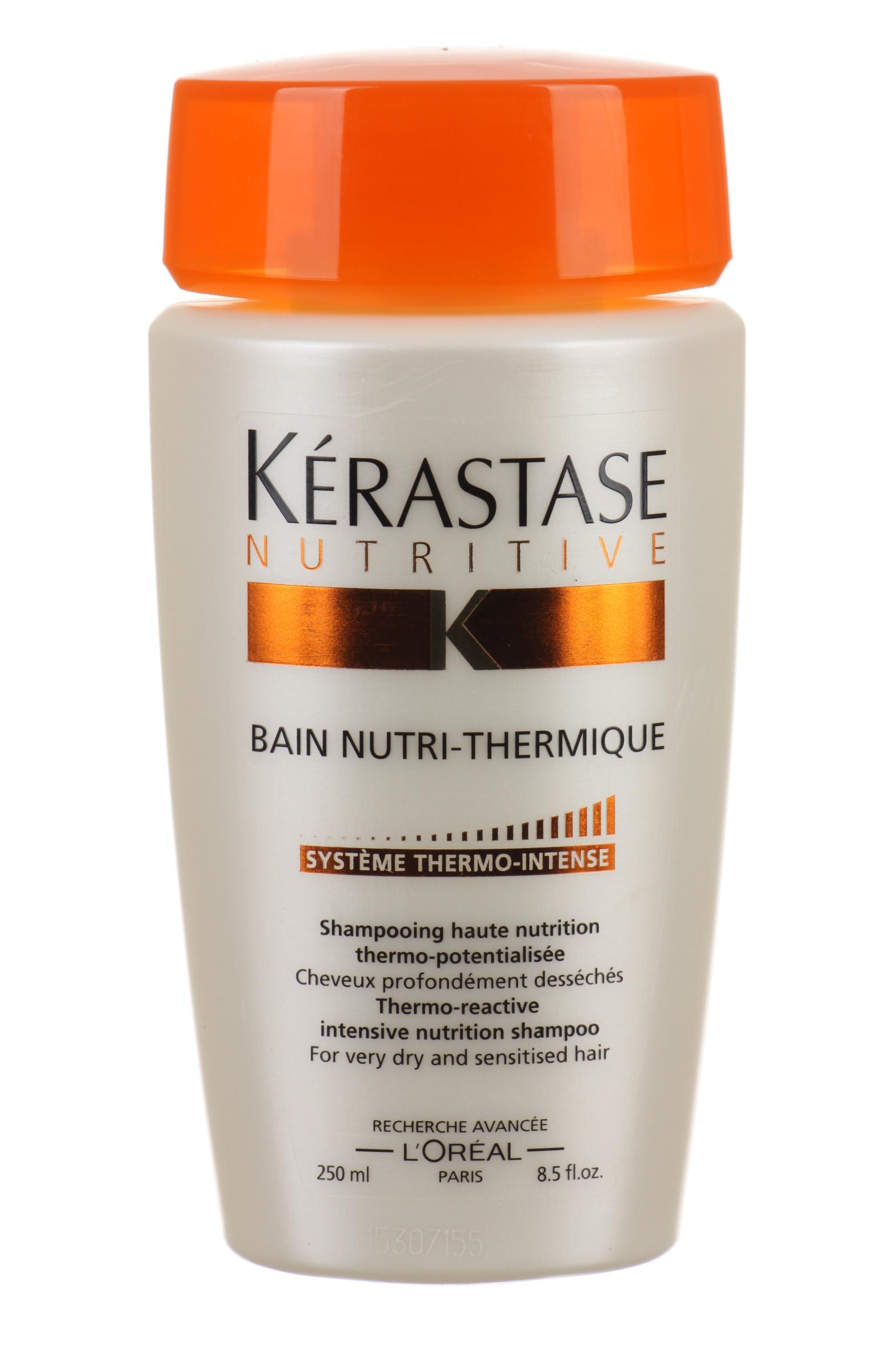 Kerastase bain nutri thermique shampoo 8 5 oz for Kerastase bain miroir shine