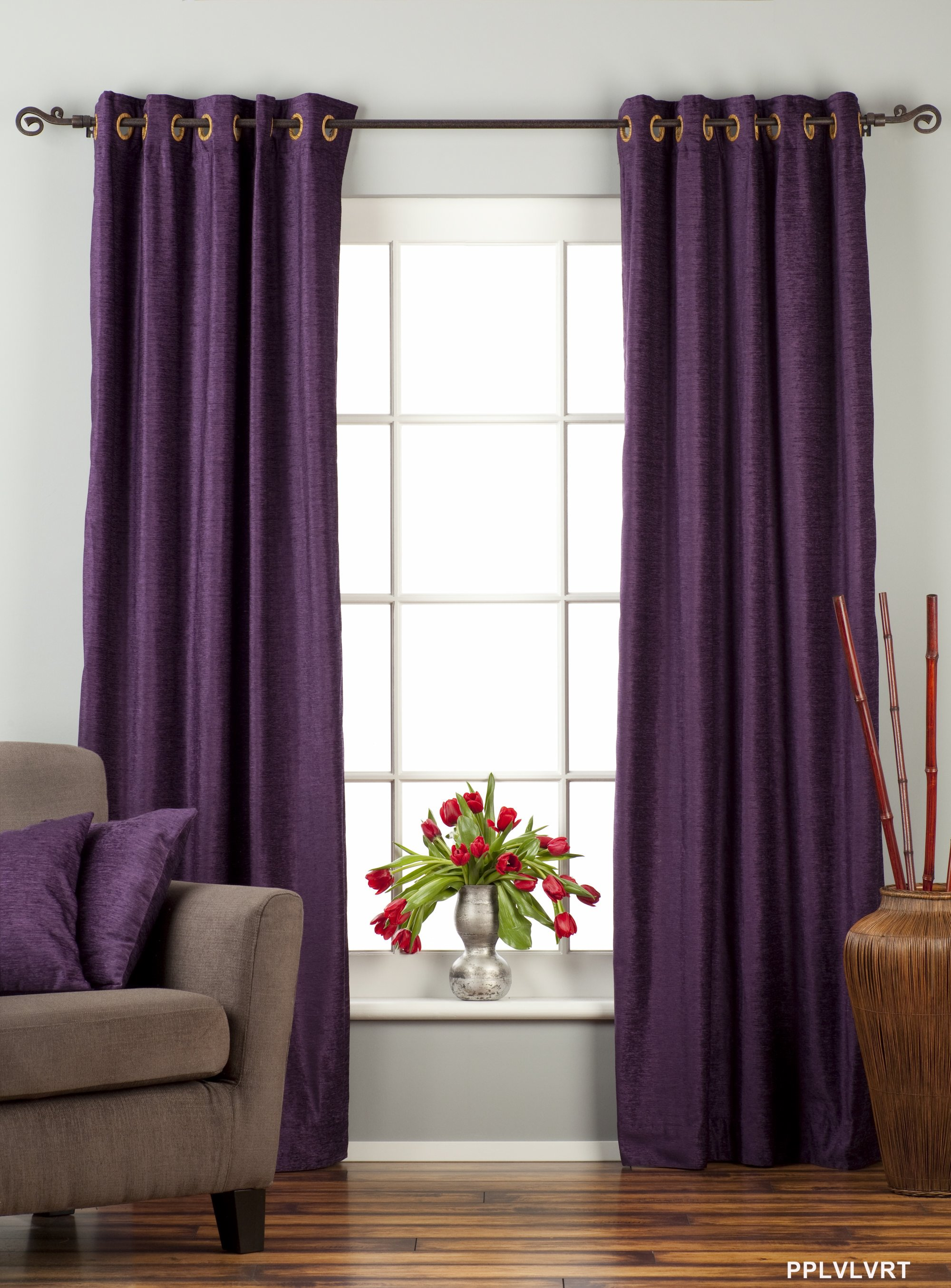 Garage Door Window Curtains