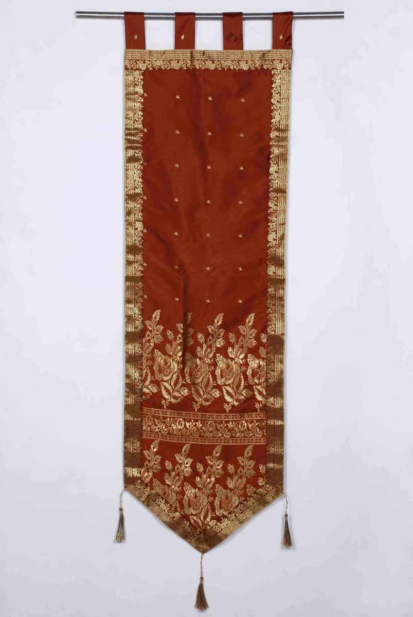 Tapestry | Handmade | Decor | Brown | Hang | Wall