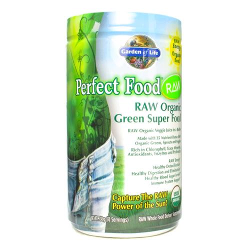 Garden Of Life Perfect Food Raw Organic Powder 240 G 30 Servings Ebay