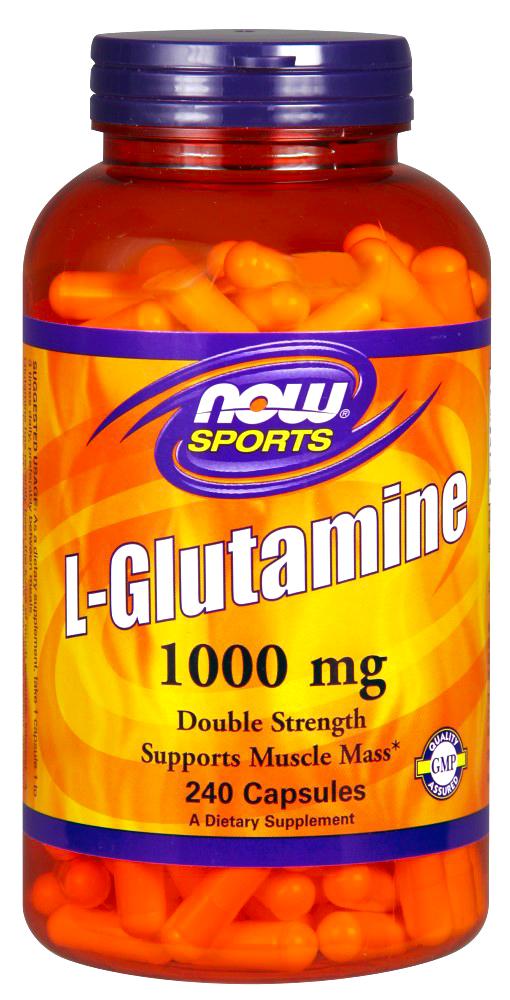 Foods with glutamine
