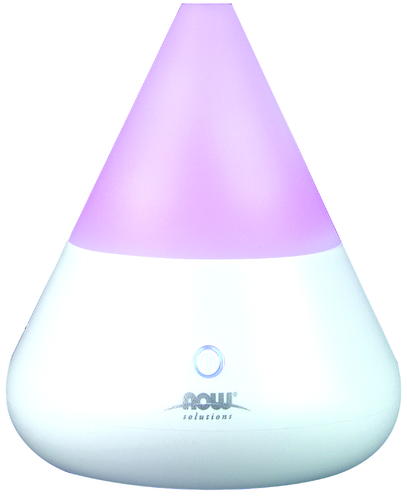 Ultrasonic Oil Diffuser ~ Now foods solutions ultrasonic aromatherapy mist essential