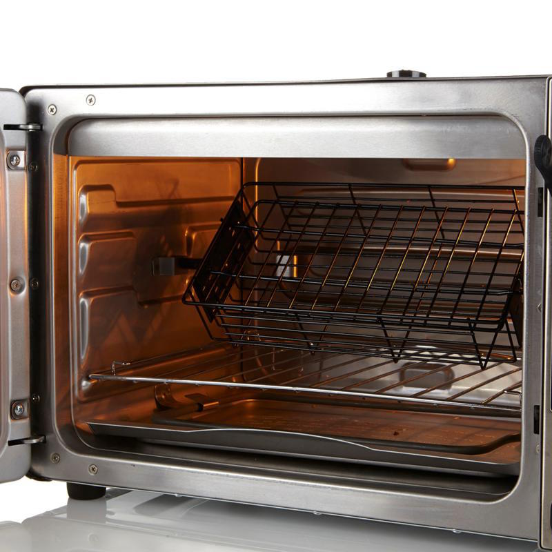 Wolfgang puck pressure oven rotisserie 29 liter countertop for Wolfgang puck pressure oven