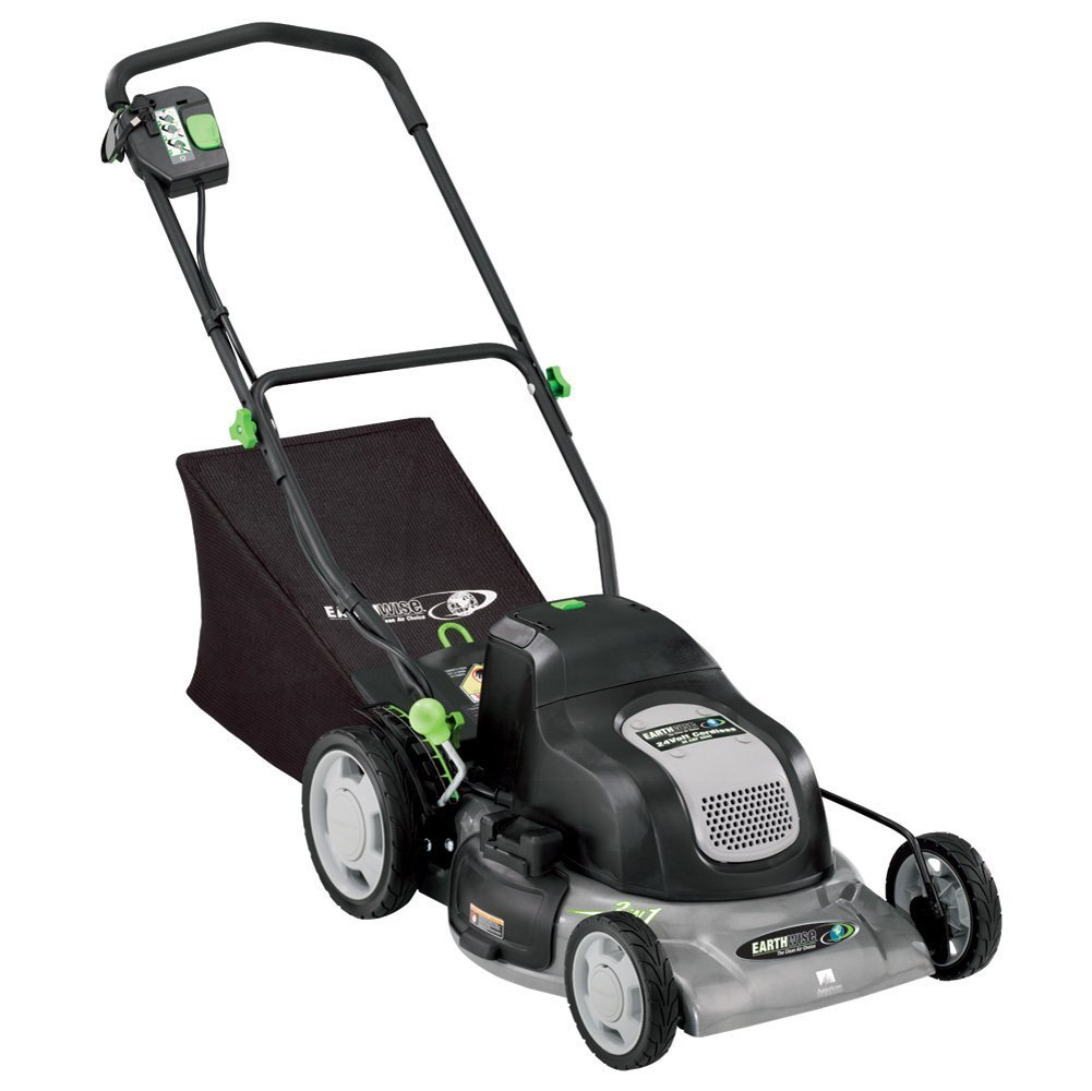 Earthwise 60120 Cord-less Electrical Lawn Mower
