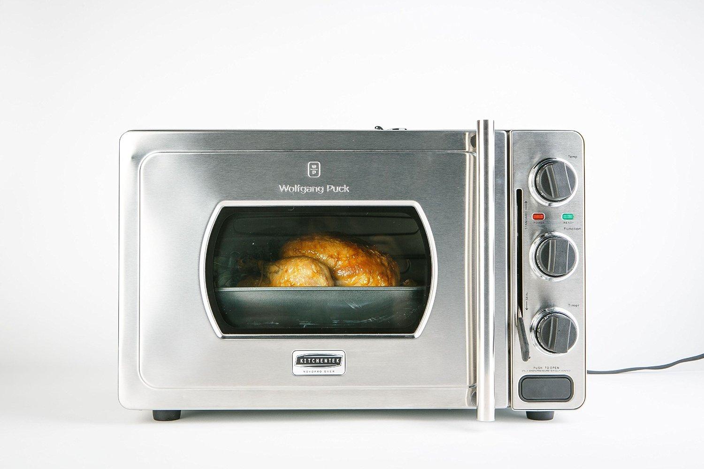 Wolfgang puck pressure oven original 29 liter stainless for Wolfgang puck pressure oven