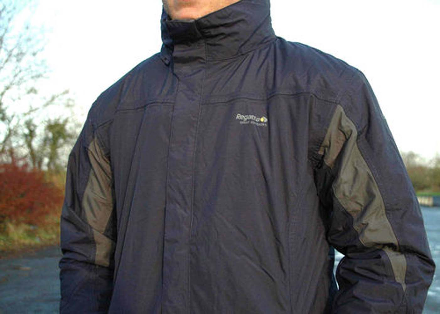 MENS REGATTA WATERPROOF JACKETS CLEARANCE SALE ALL £11 - Sports ...