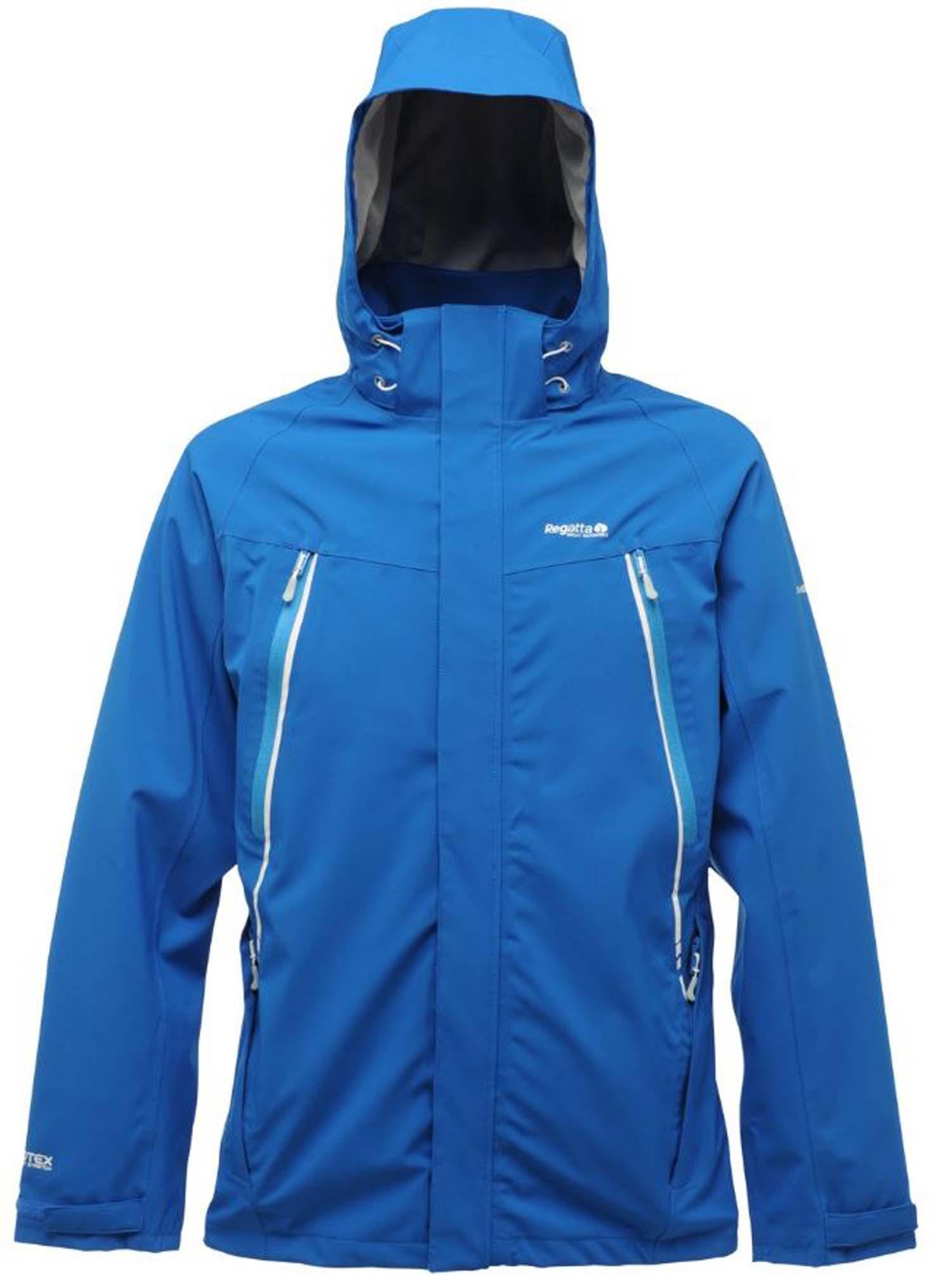 Mens regatta jacket - Regatta Highgate Mens Isotex 15000 Stretch Waterproof Breathable