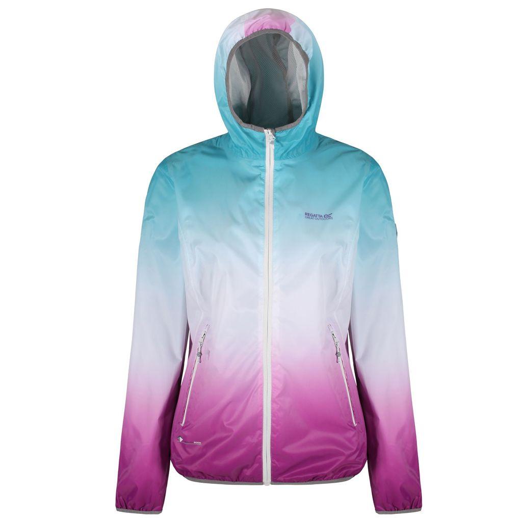 Regatta Leera Womens Lightweight Waterproof Breathable Shell Jacket RRP £70
