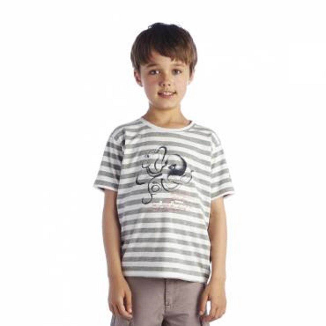 Regatta-Sunradar-Boys-Girls-Kids-Coolweave-Cotton-Design-T-Shirt