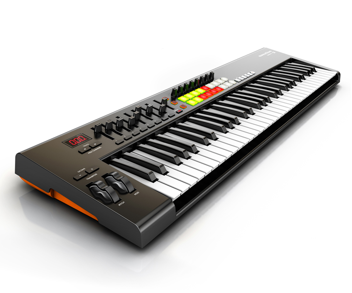 Novation Launchkey 61 USB MIDI Keyboard Controller at Sears.com