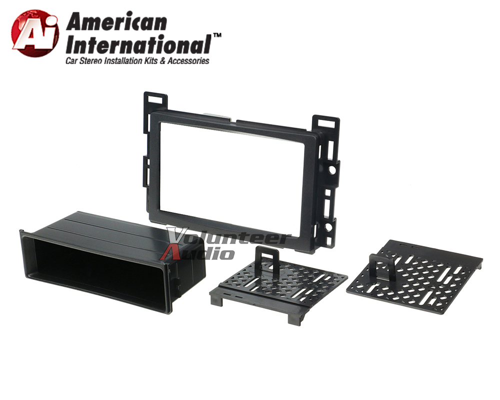 Kenwood Excelon Double Din Dvd Cd Player Car Install Kit Harness Radio Stereo Mount Wiring Antenna 1 Of 8 Bluetooth