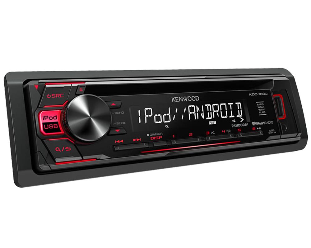 Kenwood Car Radio Stereo Cd Player Dash Install Mounting