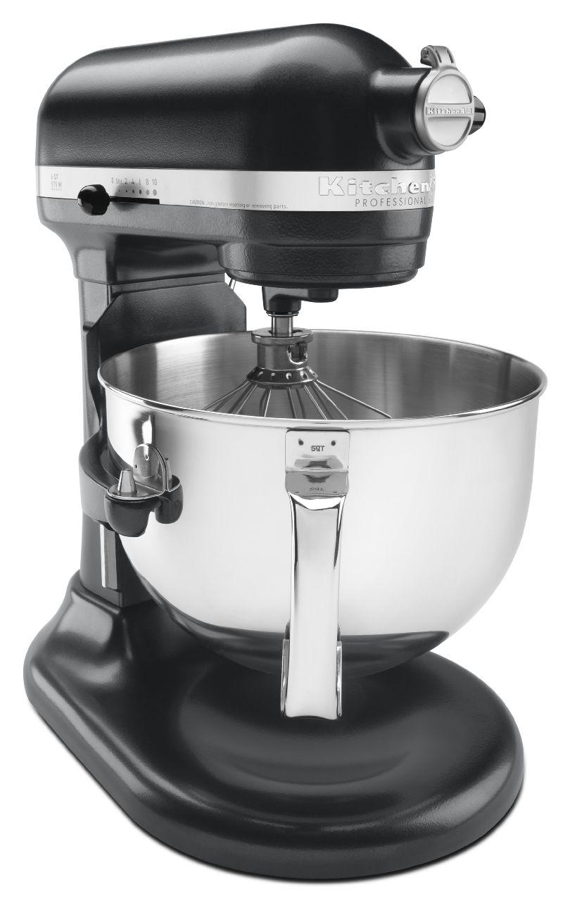 Kitchenaid 174 Pro 600 6 Quart Bowl Lift Stand Mixer Kp26m1x