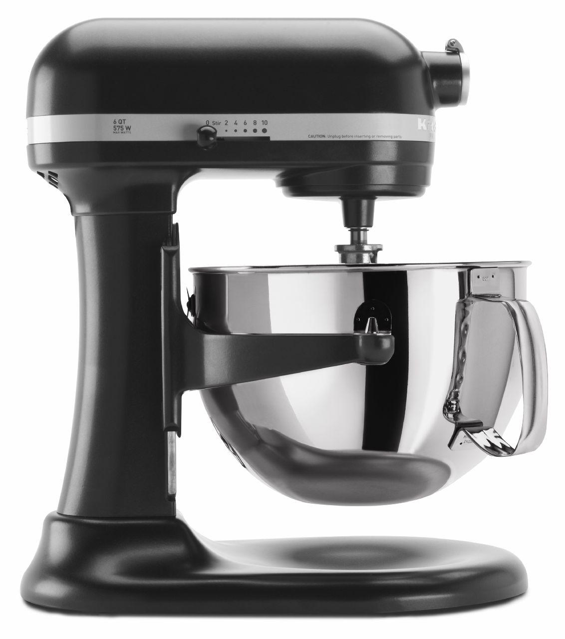 KitchenAid® Pro 600, 6 Quart Bowl-Lift Stand Mixer, KP26M1X
