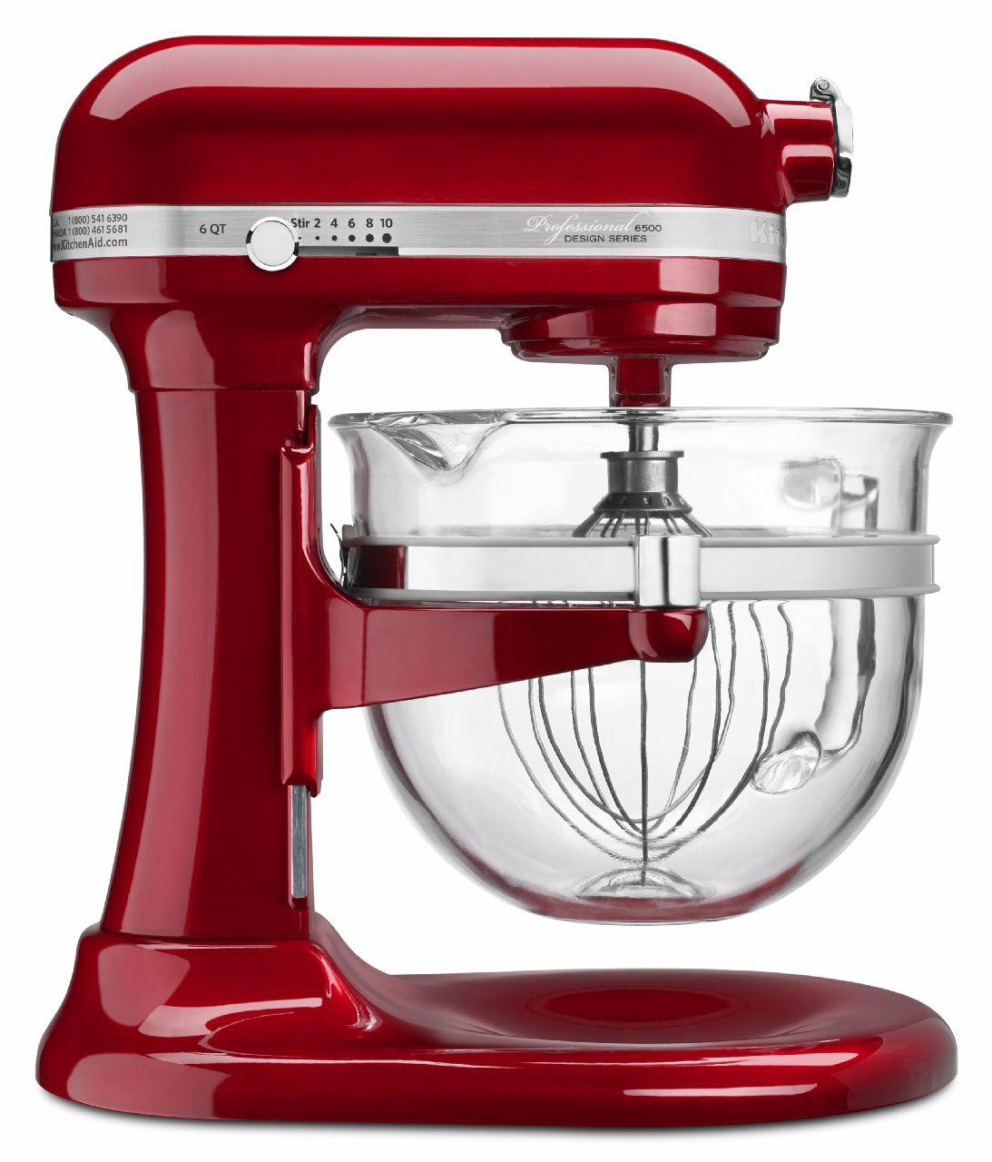 Kitchenaid Professional 6500 Design Series Bowl Lift Stand Mixer Ksm6521x