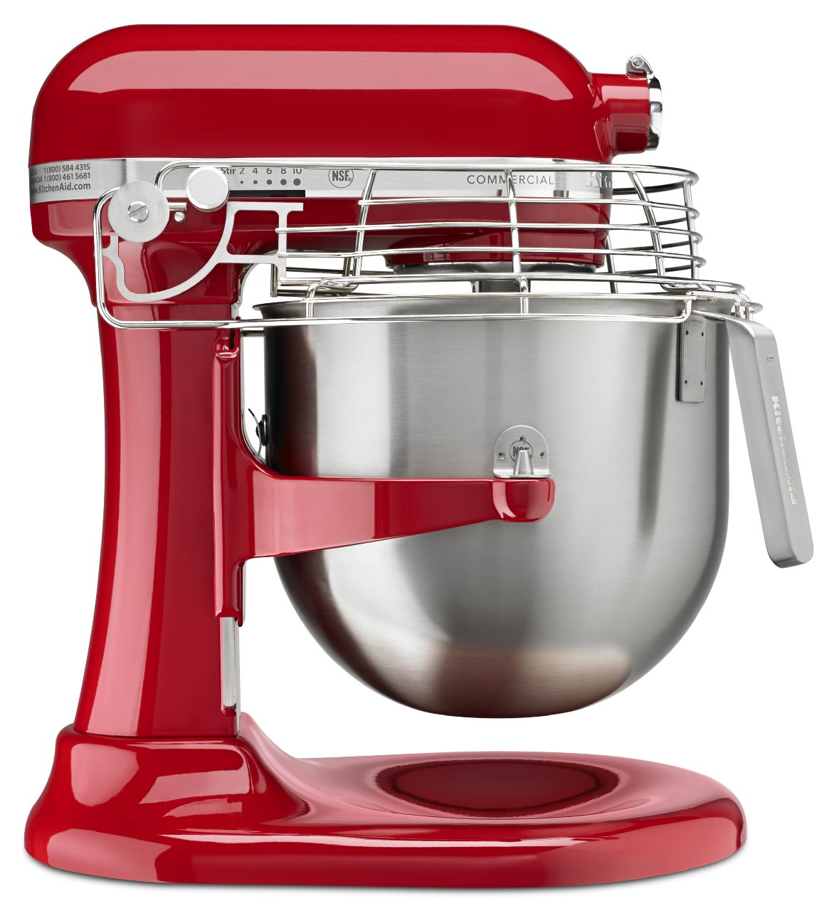 Kitchenaid 174 Nsf Certified 174 Commercial Series 8 Qt Bowl