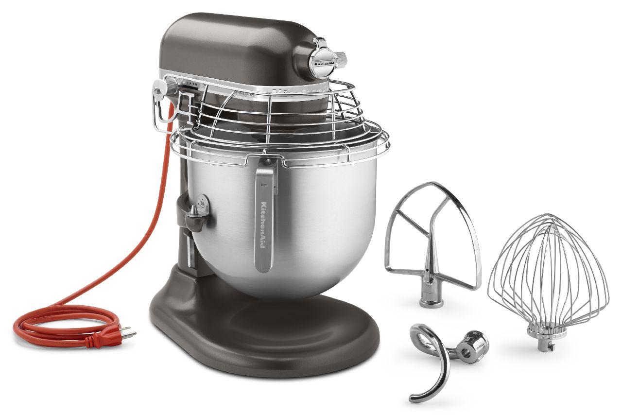 Kitchenaid nsf certified commercial series 8 qt bowl lift stand mixer ebay - Kitchenaid qt mixer review ...