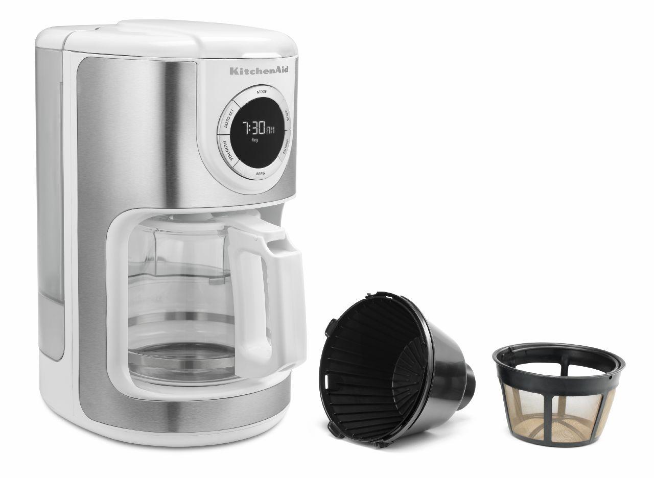 Kitchenaid Coffee Maker Glass Carafe : KitchenAid 12-Cup Glass Carafe Coffee Maker, KCM1202 eBay