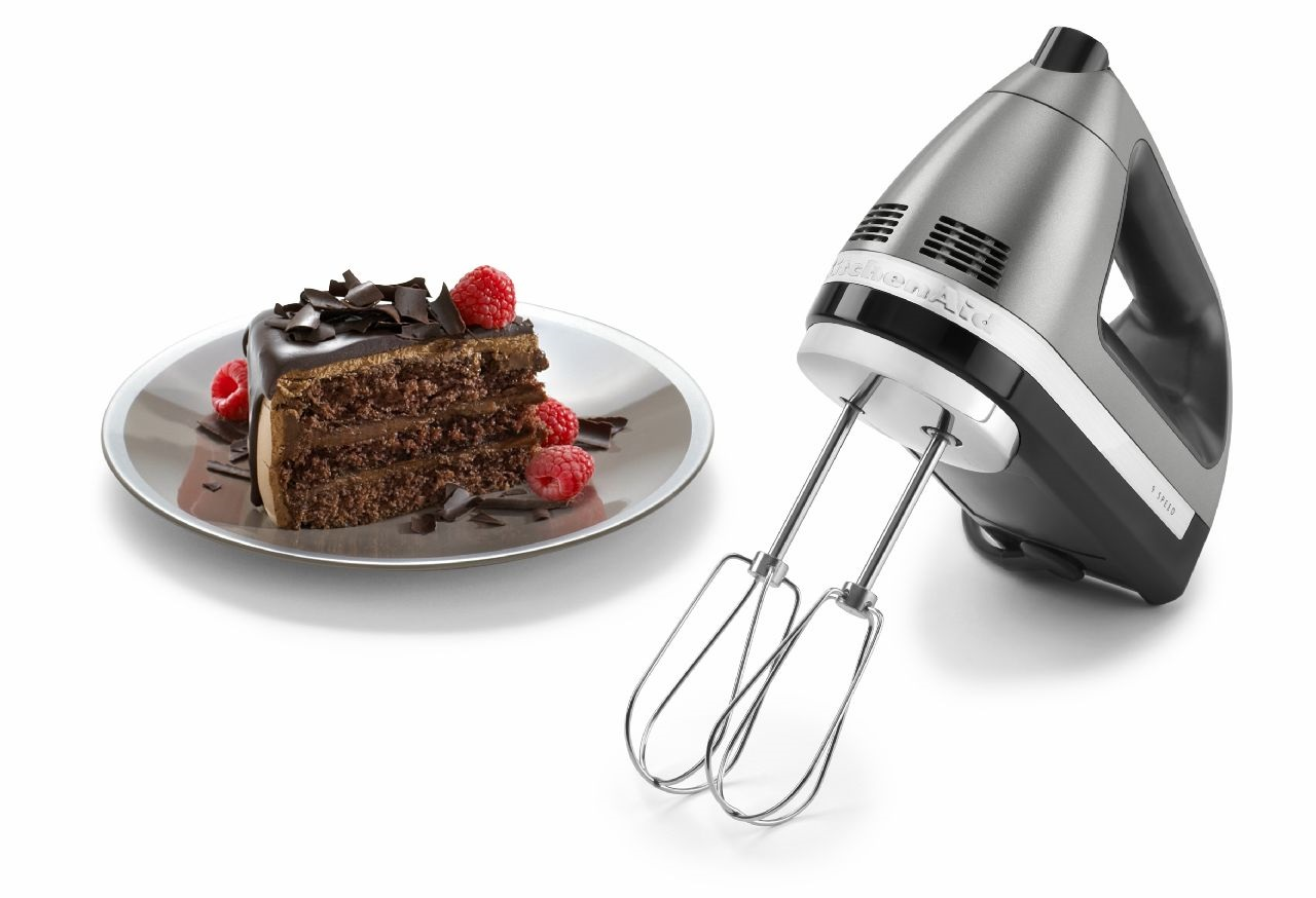 kitchenaid® 9 speed hand mixer refurbished , rrkhm9