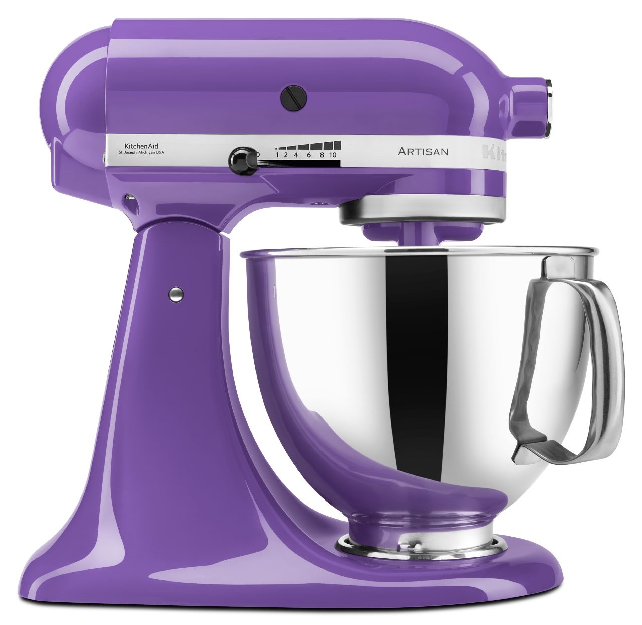 All Kitchenaid Colors kitchenaid® artisan® series 5 qt. tilt head stand mixer