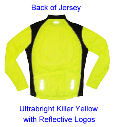 Canari Sight Long Sleeve Cycling Jersey