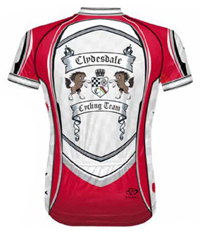 Primal Wear Clydesdale Men's Cycling Jersey