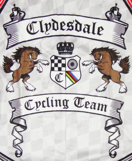 Clydesdale Bicycle Jersey
