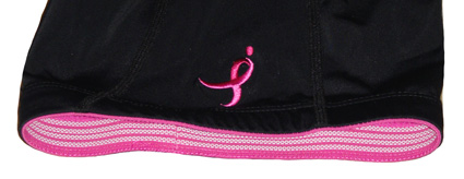 Canari Susan G. Komen Pedaling for Pink Foundation cycling shorts