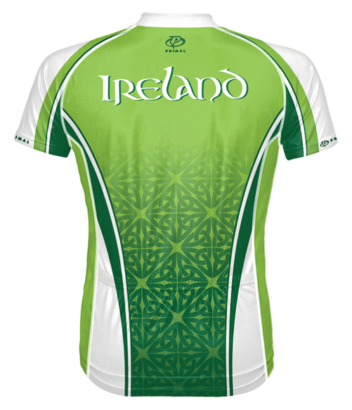 Primal Wear Ireland Cycling Jersey