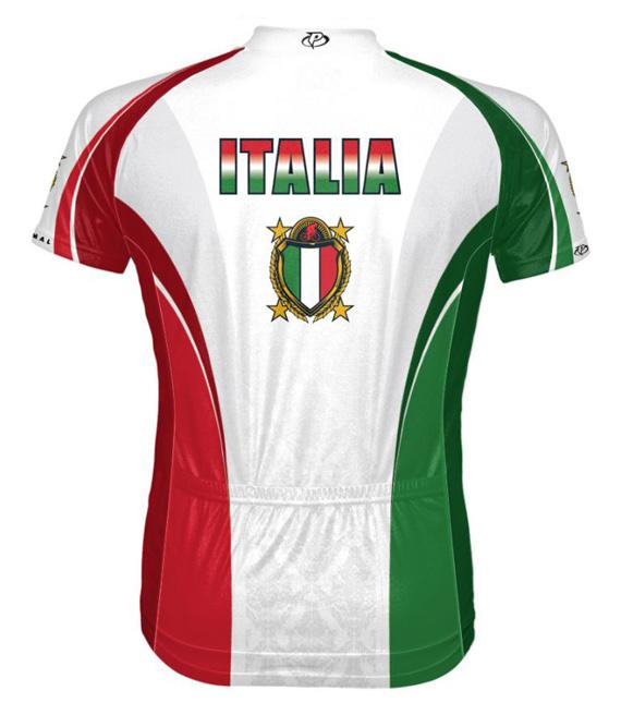 Primal Wear Ritz Italia cycling jersey
