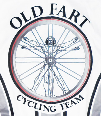 Primal Wear Old Fart bicycle jersey from love2pedal.com