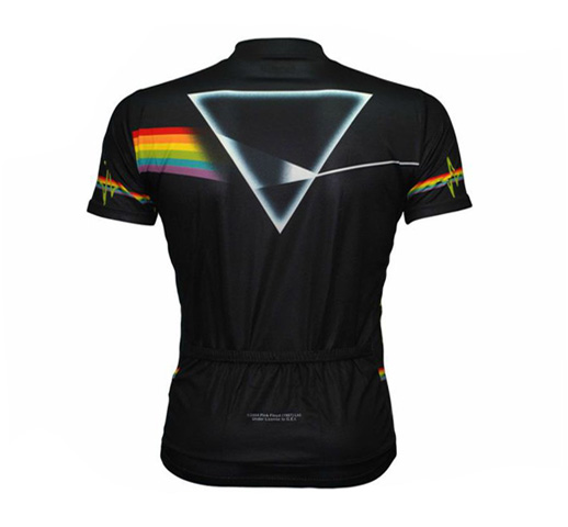 Primal Wear Pink Floyd Dark Side of the Moon Men's Cycling Jersey