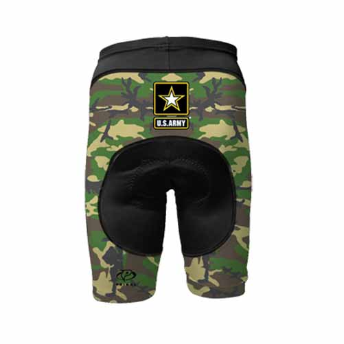 Primal Wear U.S.Army Cycling Shorts