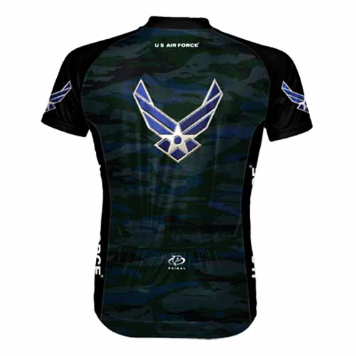 Primal Wear U.S. Air Force USAF Engage cycling jersey