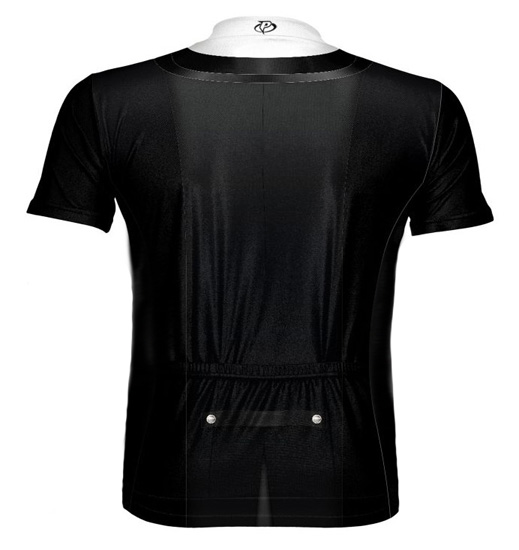 Primal Wear Ritz Tuxedo cycling jersey