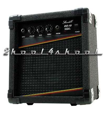 ROSSETTI 10 Watt Guitar Amplifier 10w practice amp black bass at Sears.com