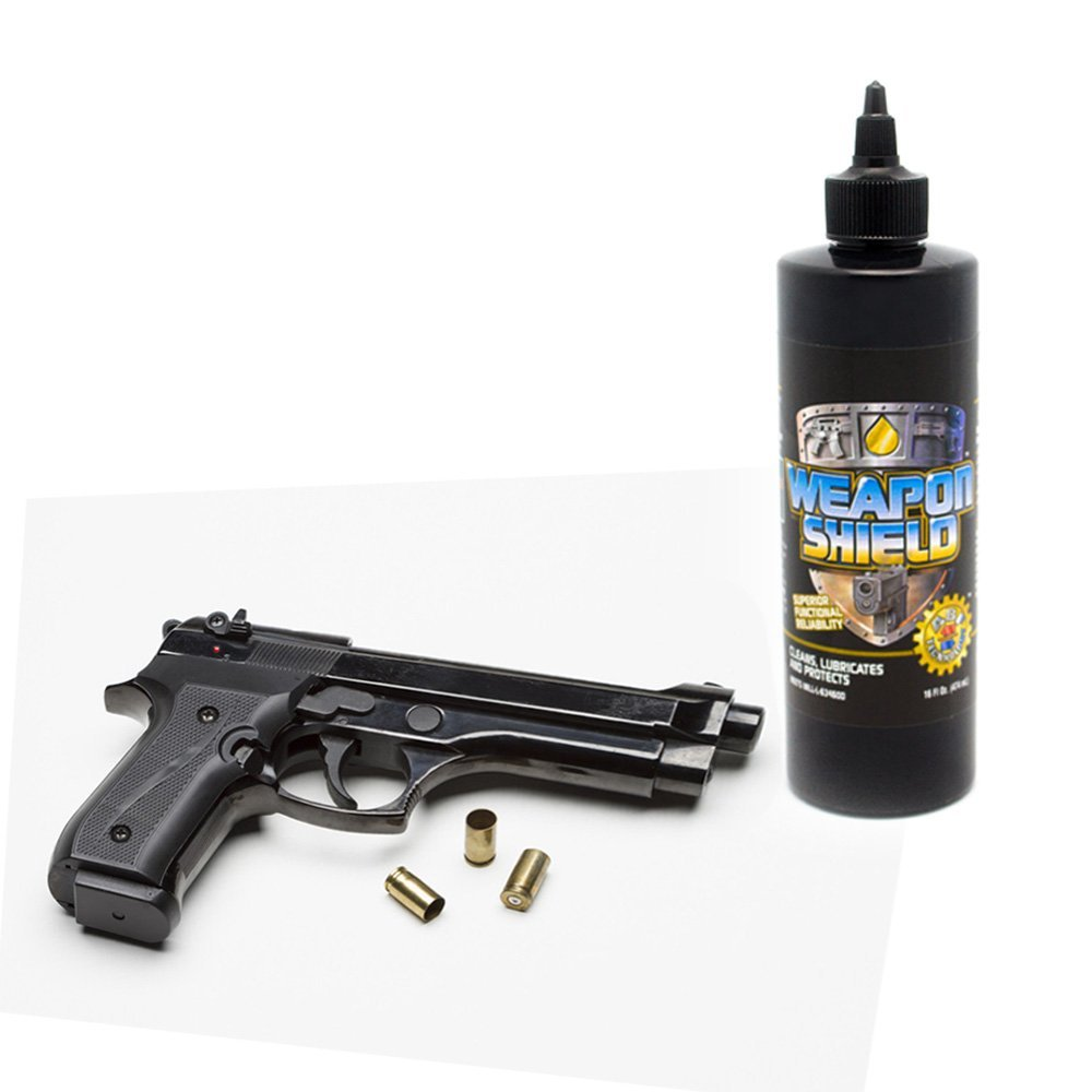 how to use clp gun cleaner