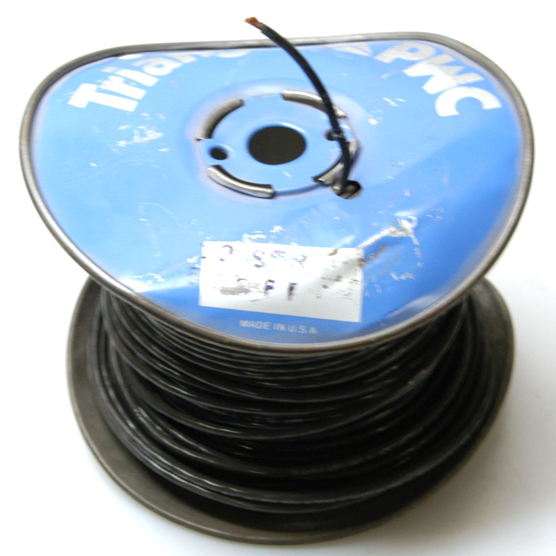 Triangle PWC 12 AWG 1 Conductor Hookup Wire Bare Copper - 230\'