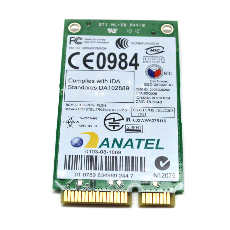 anatel wireless card wn7600r driver