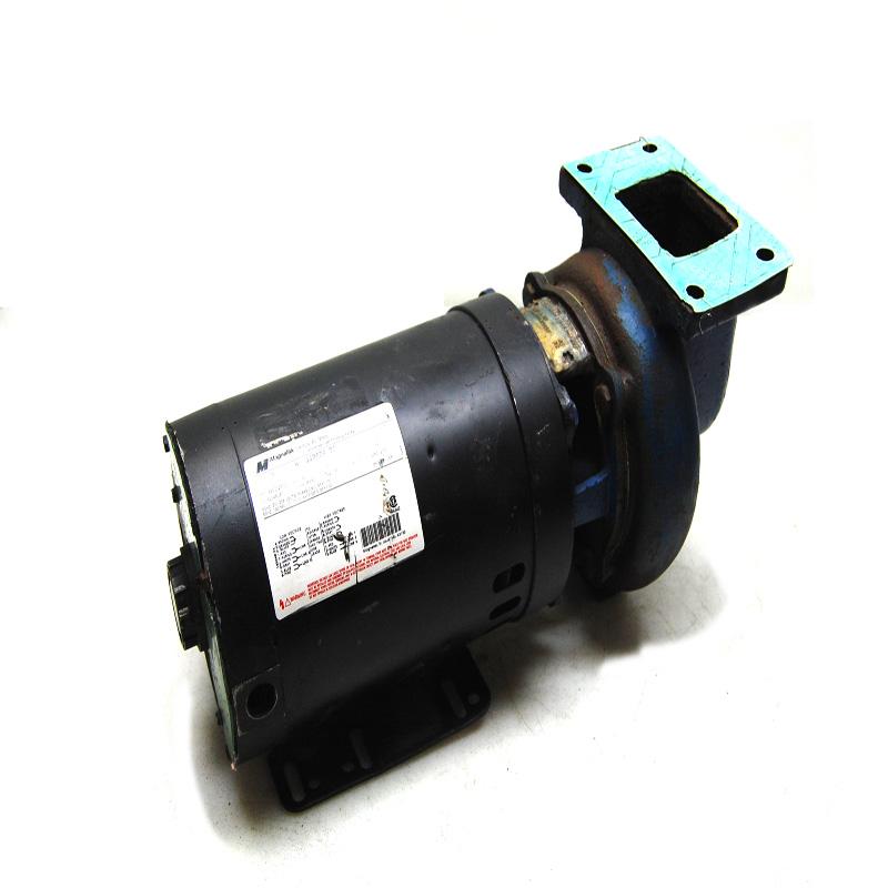 Magnetek Century E178 3hp 3 Phase 230 460v Ac Motor W
