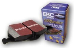 NISSAN-PULSAR-N15-EBC-Ultimax-Brake-Pads-Front-95-00-DP0839