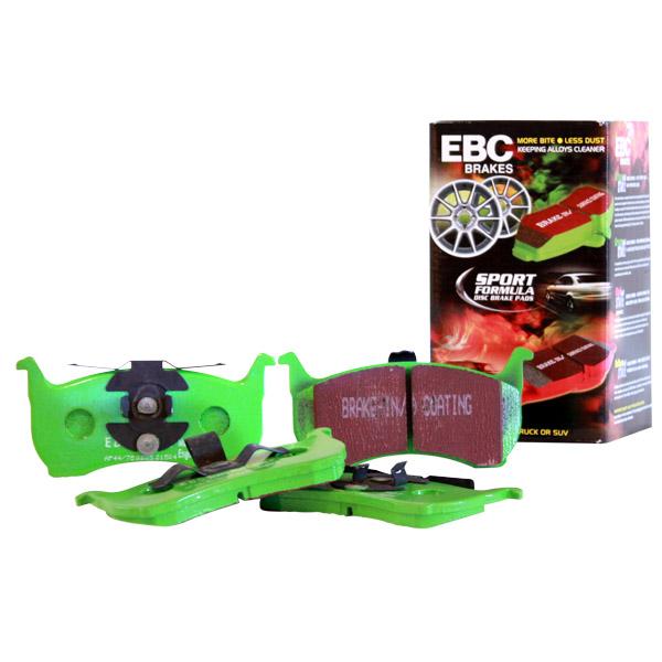 TOYOTA-LANDCRUISER-100-EBC-4WD-Brake-Pads-Front-98-07-DP61319