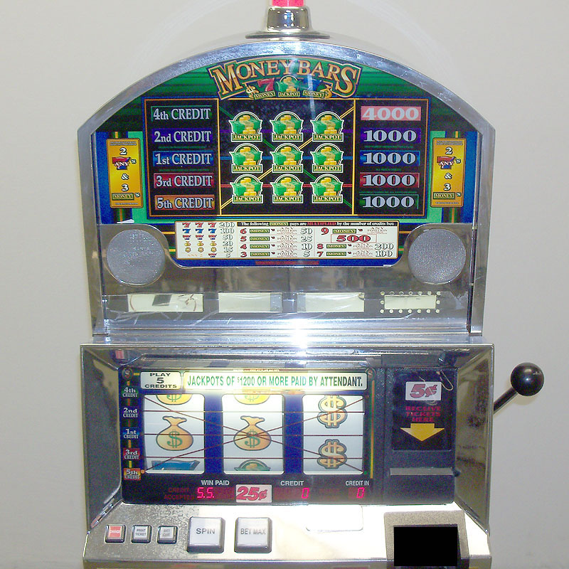 Slot ic money