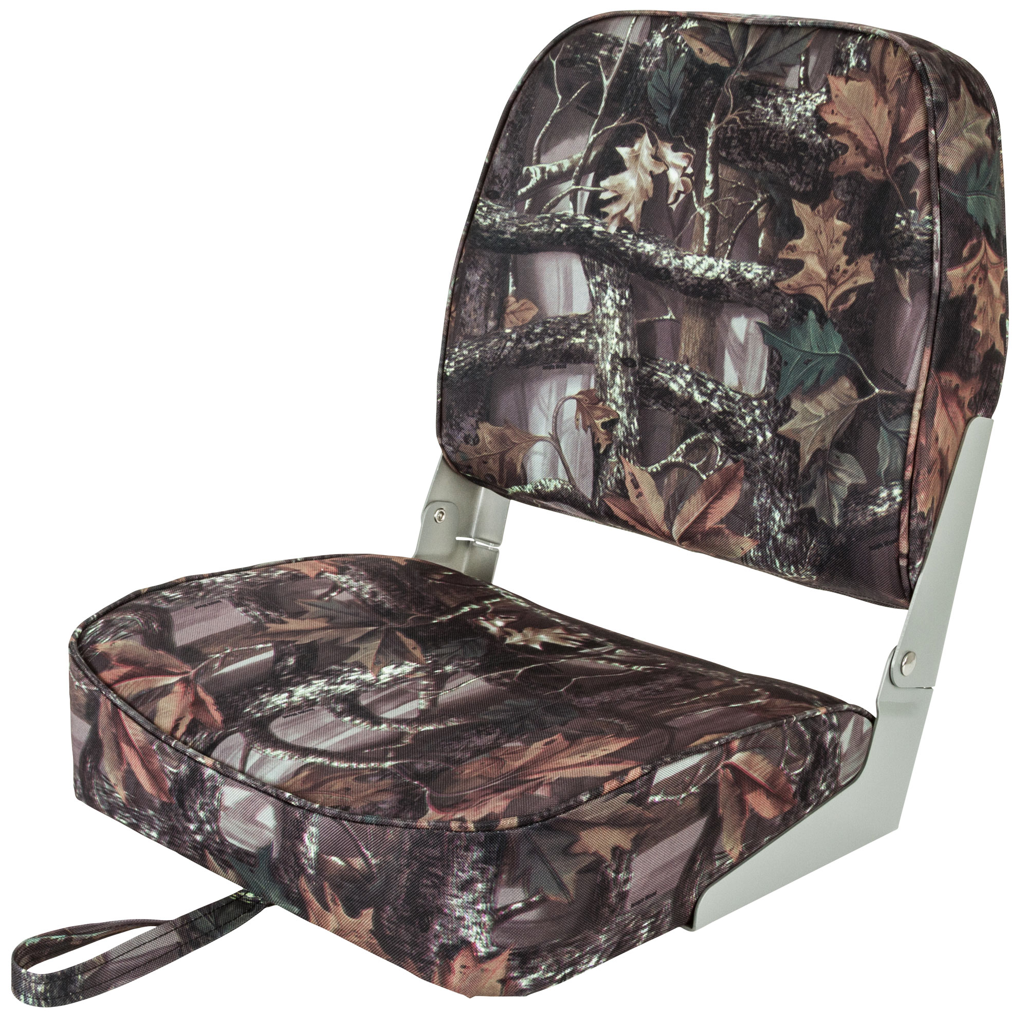 KILL SHOT FOLDING CAMO BOAT SEAT FISHING CAMOUFLAGE DUCK HUNTING CHAIR
