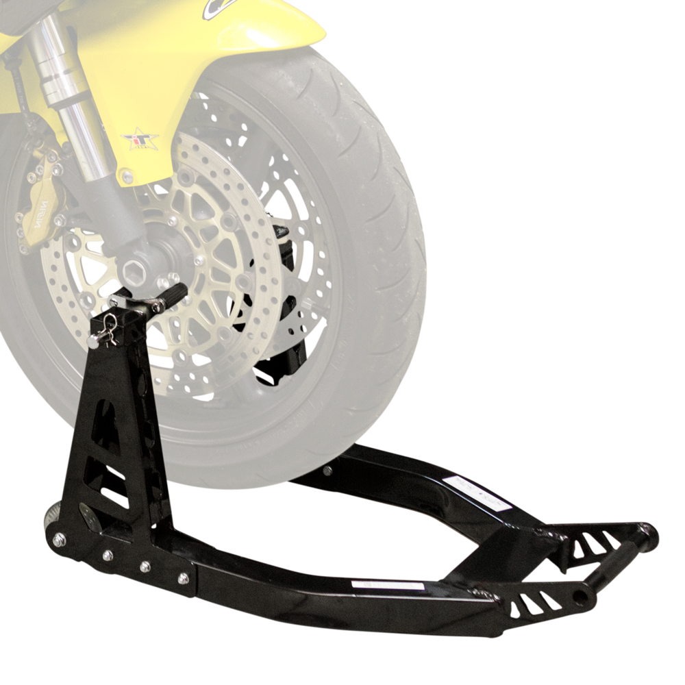 Black Widow Billet Aluminum Motorcycle Front Fork Stand at Sears.com