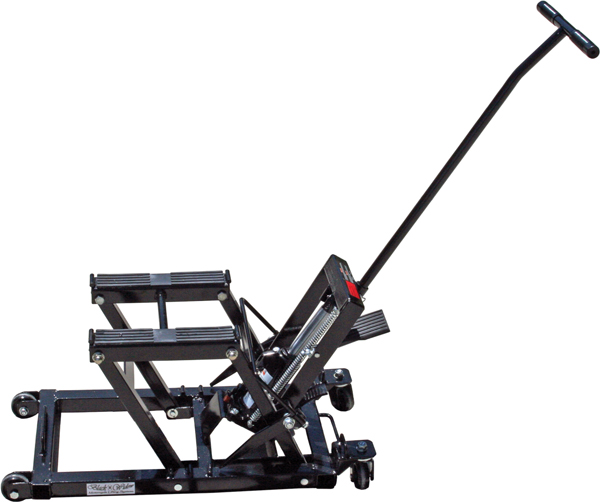 Black Widow Hydraulic ATV Lift & Motorcycle Jack with a 1,500 lb. Capacity at Sears.com