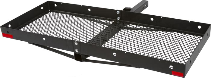 "Rage Powersports 48"" Folding Bumper Hitch Cargo Carrier Tray at Sears.com"